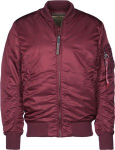 Vf 59 Long Invernale Ma Giacca Rosso Alpha Industries Uomo 1 1xR6qYcgSw