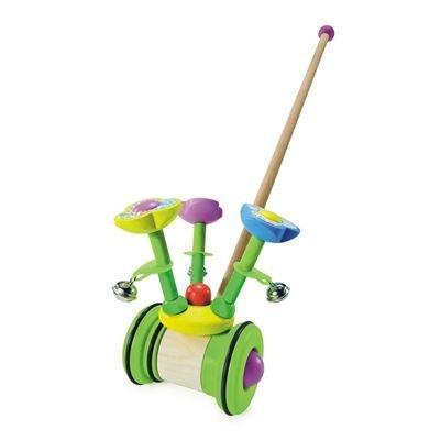 Blumella Wooden Push Toy