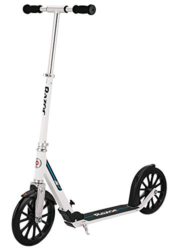 Razor A6 Kick Scooter - White