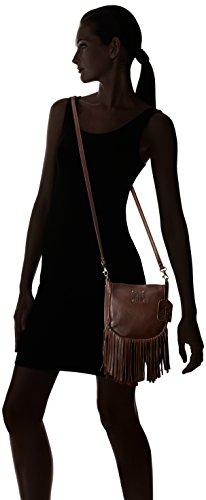Crossbody Womens Chocolate STS Ranchwear Bag Medicine The qTxOagwB