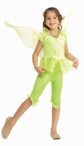 Tinkerbell Costume - Child size Small (Tinkerbell Costume Cheap)