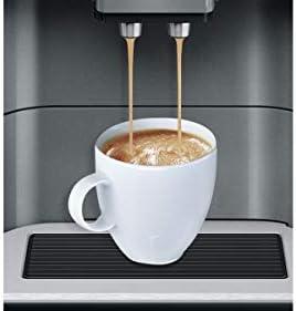 Siemens EQ.6 plus s100 TE651209RW - Machine à café automatique Polycarbonate, 1,7 L, Noir, Titane