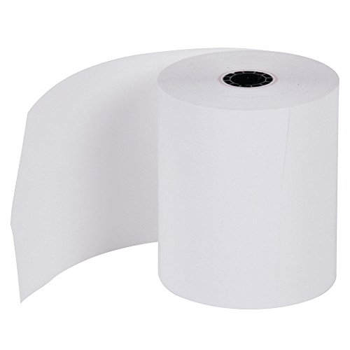 3 1/8'' X 220' Thermal Paper (50 Rolls) BPA Free Made in USA From BuyRegisterRolls. by BuyRegisterRolls