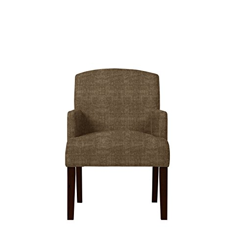 Amelie Arm Chair with Sager Fabric # 467