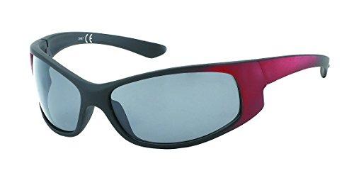 rouge et noir Bicolores 61104 SP447 sport Lunettes de xnR0vwHqpp