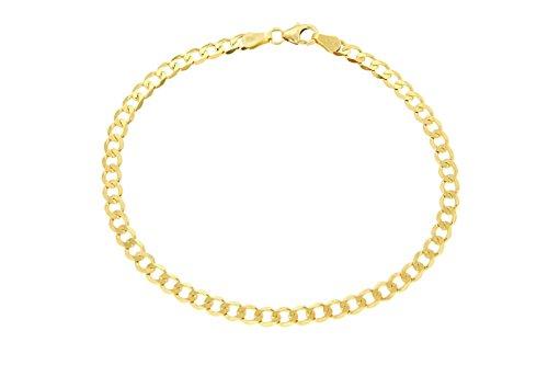 BOB C. - PA541195121.0 - Bracelet Mixte - Gourmette - Or jaune 585/1000 (14 cts) 4.42 Gr
