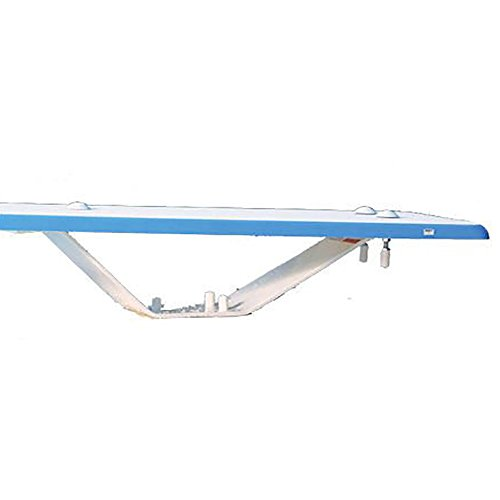 InterFab DSS6 Spring Base with Jig for 6' Board - Board Diving 6'