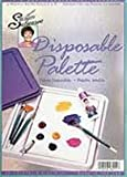 Susan Scheewe Disposable Palette Paper 8.5 Inch X 11 Inch 50 Sheets By Martin F Weber