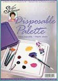 Susan Scheewe Disposable Palette Paper 8.5 Inch X 11 Inch 50 Sheets By Martin F Weber by Susan Scheewe