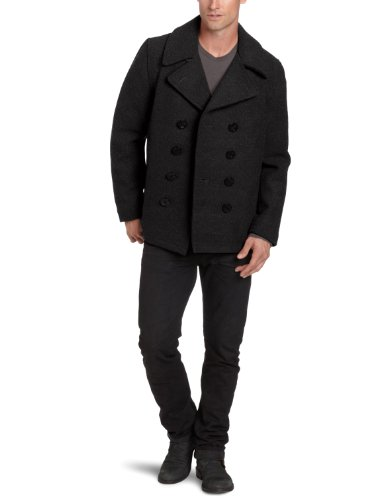 Spiewak Men's Dugan Pea Coat