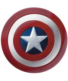 [Disguise Marvel Captain America The Winter Soldier Movie 2 Child Shield, No Size] (Ship Captain Costumes)
