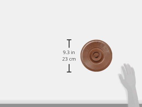 2-5//8-Inch Height Winco PTW-8  8-1//2-Inch Diameter Tortilla Warmer