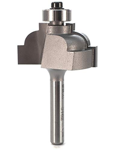 Whiteside Router Bits 3162 Classical Cove Bit with 1//4-Inch Radius 1-3//8-Inch Large Diameter and 3//4-Inch Cutting Length 412-3162