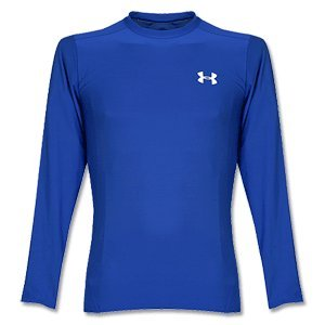 Men's HeatGear® Compression Long Sleeve T-Shirt Tops by Under Armour by Under Armour