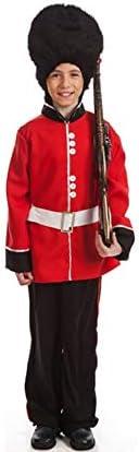 Disfraz de Guardia Inglés para niño: Amazon.es: Juguetes y juegos