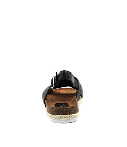 Womens GAMINS Shoes Heels Womens Bronze Black Leather Keeps zxqrxIwPv