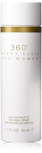 (360 for Women By Perry Ellis Eau-de-toilette Spray, 1.7-Ounce)