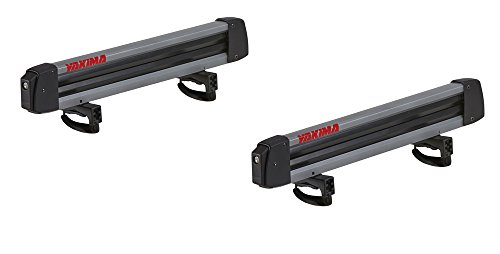 Yakima - FreshTrack 4, Rooftop Ski and Snowboard Mount