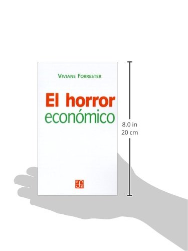 El Horror Economico (Spanish Edition)
