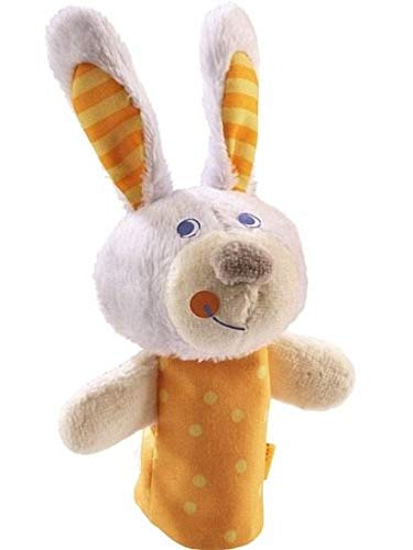 (HABA Finger Puppet Mini Bunny for Ages 18 Months and)