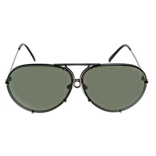 b93ecee705e4 low-cost Porsche Design Titanium Sunglasses P8478 C Grey Matte - Unisex - Extra  Lenses
