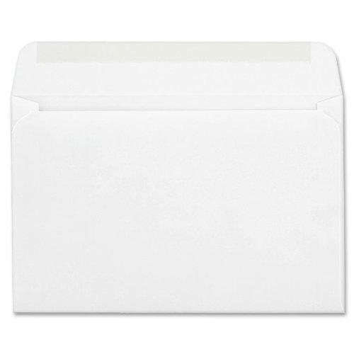 Columbian CO298 Greeting Card Envelopes, 5-3/4