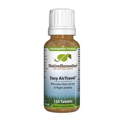 Homéopathiques Facile aérien - Soulage temporairement la nervosité, l'anxiété et la peur de l'avion