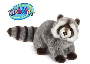 Webkinz Figure - Webkinz Signature Deluxe Plush Figure Raccoon