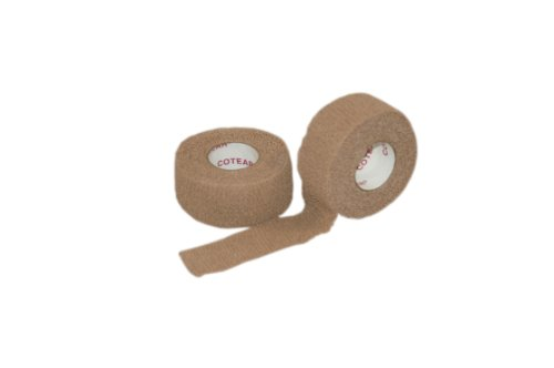 Pac-Kit by First Aid Only 5-910 Self-Adhering Cohesive Wrap, 5 yds Length x 1