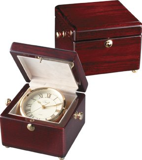 Chass 72534 Treasure Chest Captains Clock