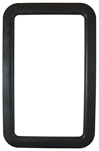 Valterra A77008 Black Carded Exterior Entrance Door Window Frame