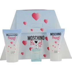 Moschino Funny Mini Fragrances Gift Set 3 Pieces for Women - SHIP FAST!!
