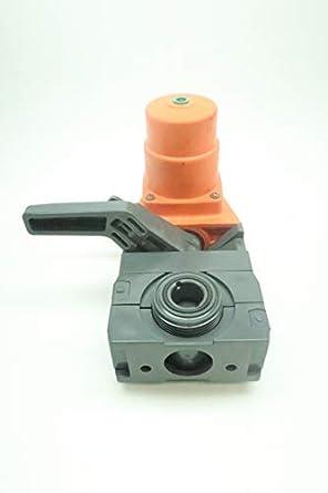 GEORG FISCHER 199 223 135 Pneumatic PVC 1IN Ball Valve D634273