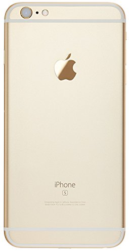 Apple iPhone 6S Plus, 64GB, Gold - For Sprint (Renewed)