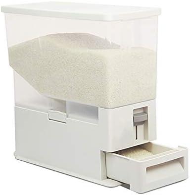 家庭用米バレル害虫防除防湿穀物容器米/小麦粉貯蔵ボックス