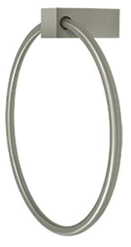 Deltana Towel Ring, ZA Series, Brushed Nickel Finish - pack of 10 ()