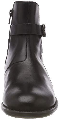 Schwarz Femme Diana Points 101 Boots Chelsea black Ten CIxXqwx