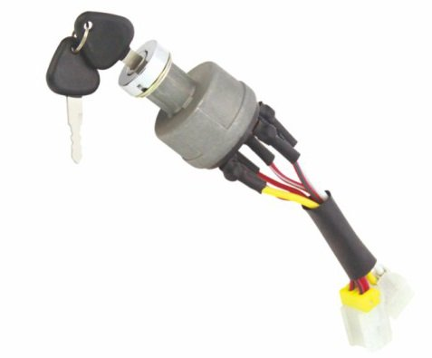 29152 Ignition Switch for VOLVO Excavator EC55 EC60 80 140 210 240 290 360 ()