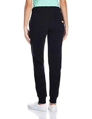 SUPERDRY Orange Label Slim Jogger, Pantalón para Mujer Negro (Black02A)
