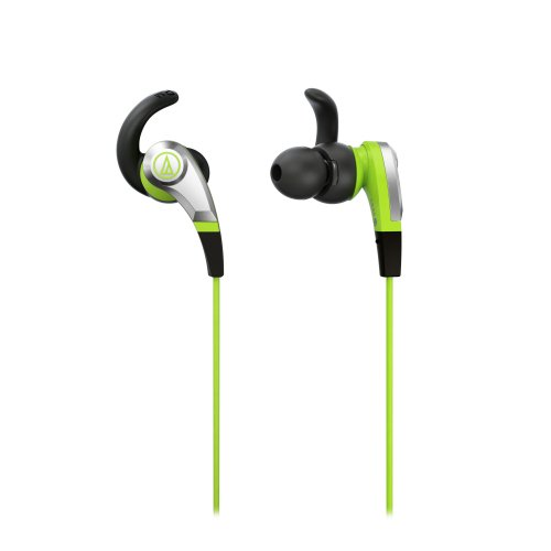 Audio Technica ATH-CKX5GR Sonic Fuel Headphones (Audio Technica Green)