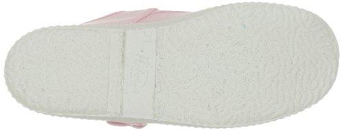 Victoria - Zapatos de cordones de tela para niños Rosa (Rosa - Rose (Rosa))