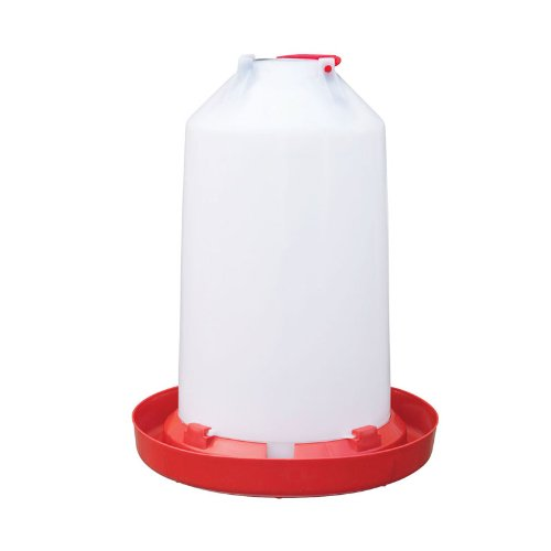 Poultry & Game Bird Fountain - 3 Gallons by Growers Supply