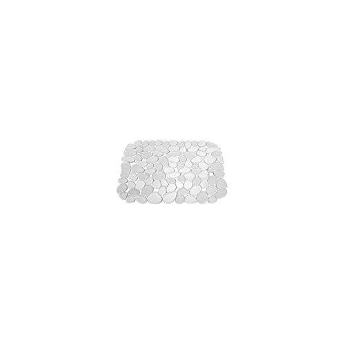 Interdesign Pebble Sink Mat (InterDesign 60060 Regular Textured Pebble Sink Mat Pack of 6)