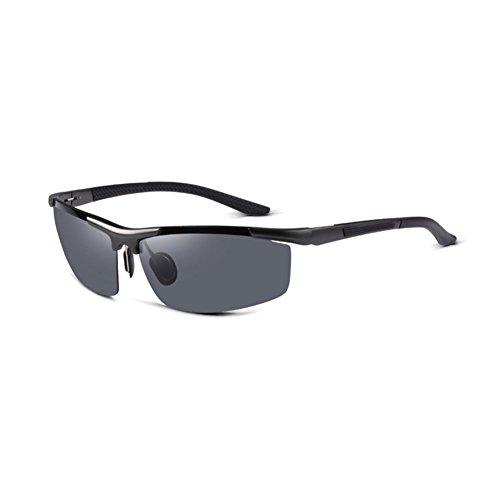 Polarizadas QY 5 Aviación De Nocturna Gafas De Conducción YQ De Duradero Fuerte Hombres Gafas 2 Gafas Gafas Color Visión Y De Sol wfq48x