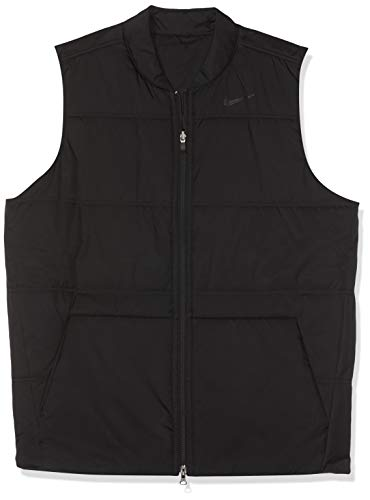 Nike Synthetic Fill Core Golf Vest 2019 Black Small