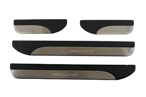 Genuine Honda Accessories 08E12-T2A-100A Door Sill Trim Kit