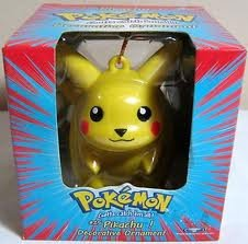 Pokemon Pikachu Decorative Ornament # 25]()