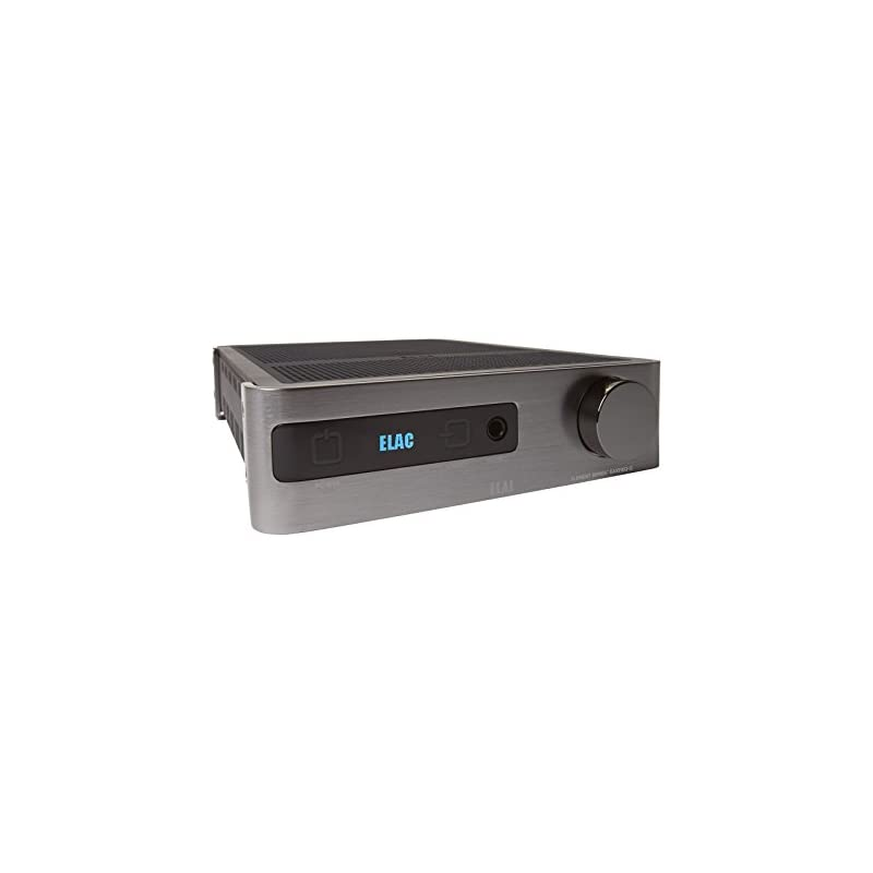 ELAC EA Series Integrated Amplifier, Sil