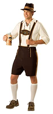 InCharacter Costumes Men's Bavarian Guy