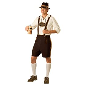 InCharacter Bavarian Guy Adult Costume